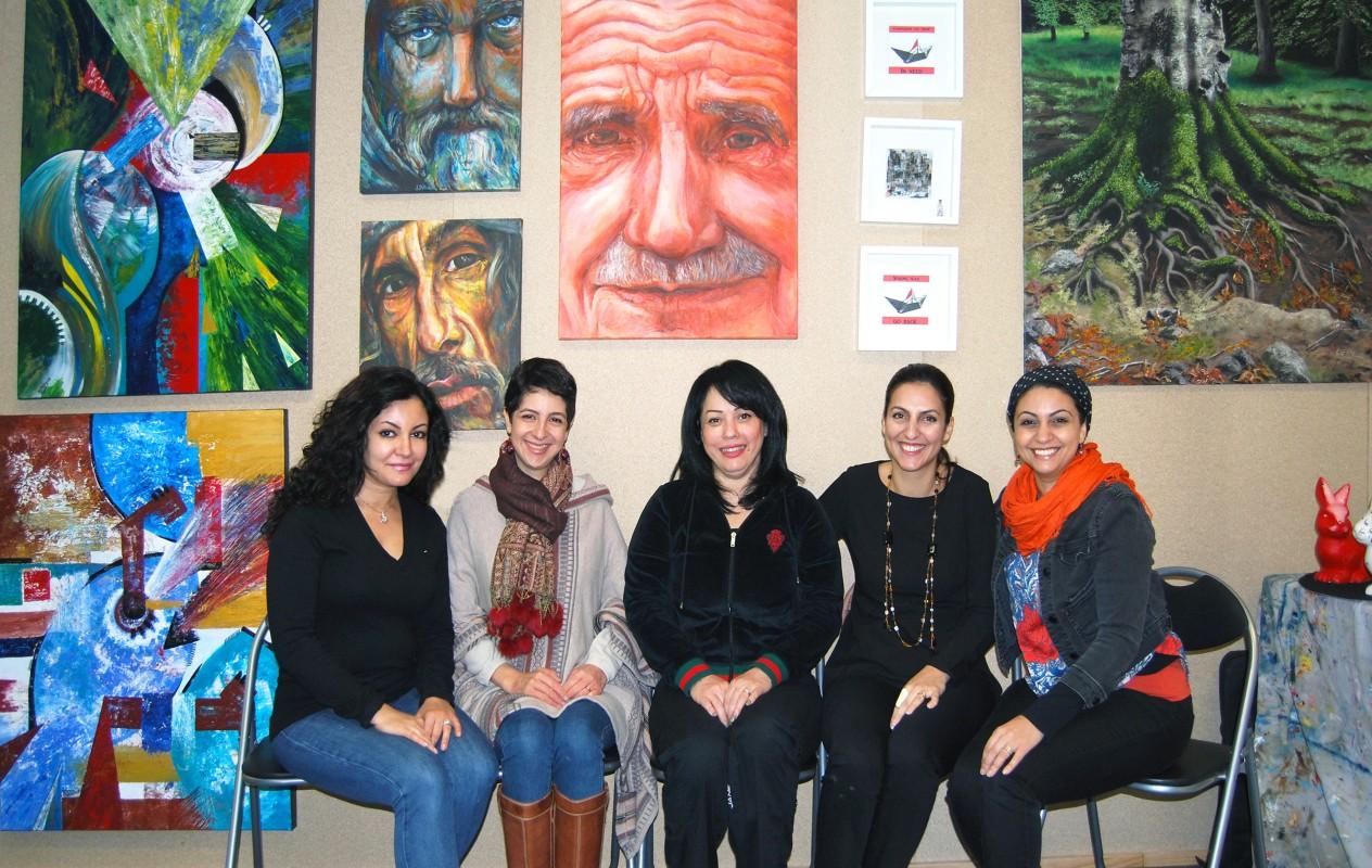 Iranian Women Visual Artists Collective- Australia