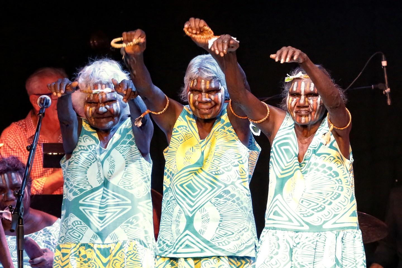 Ngarukuruwala - we sing songs