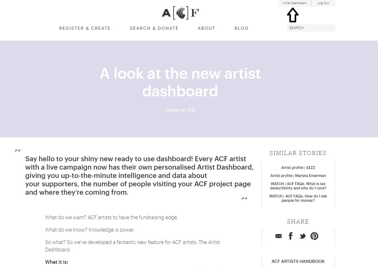 acf-dashboard