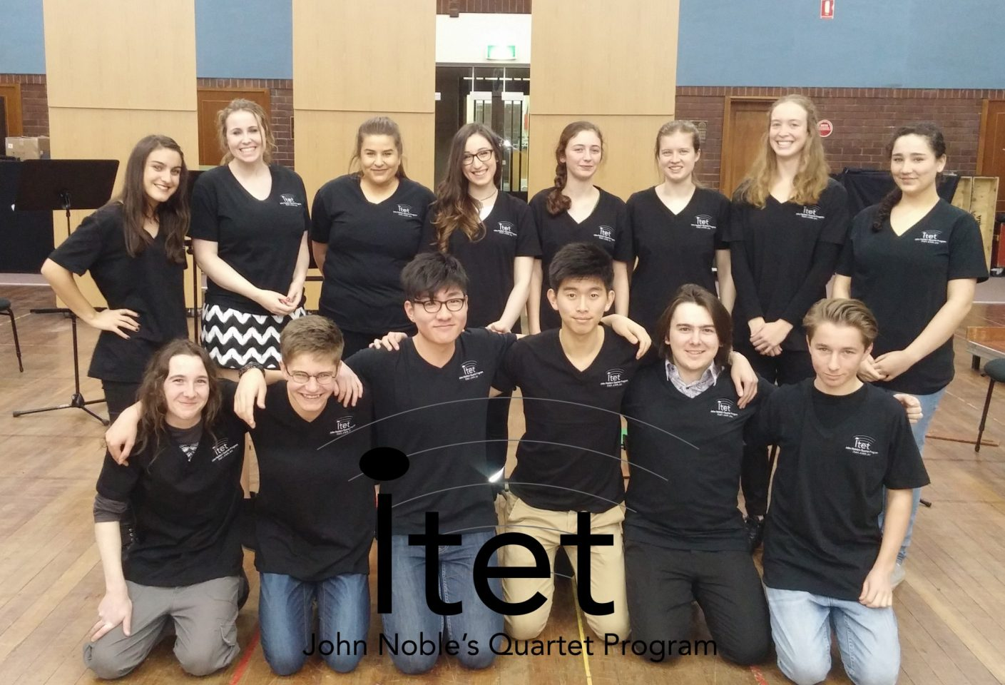 Itet - John Noble's Quartet Program
