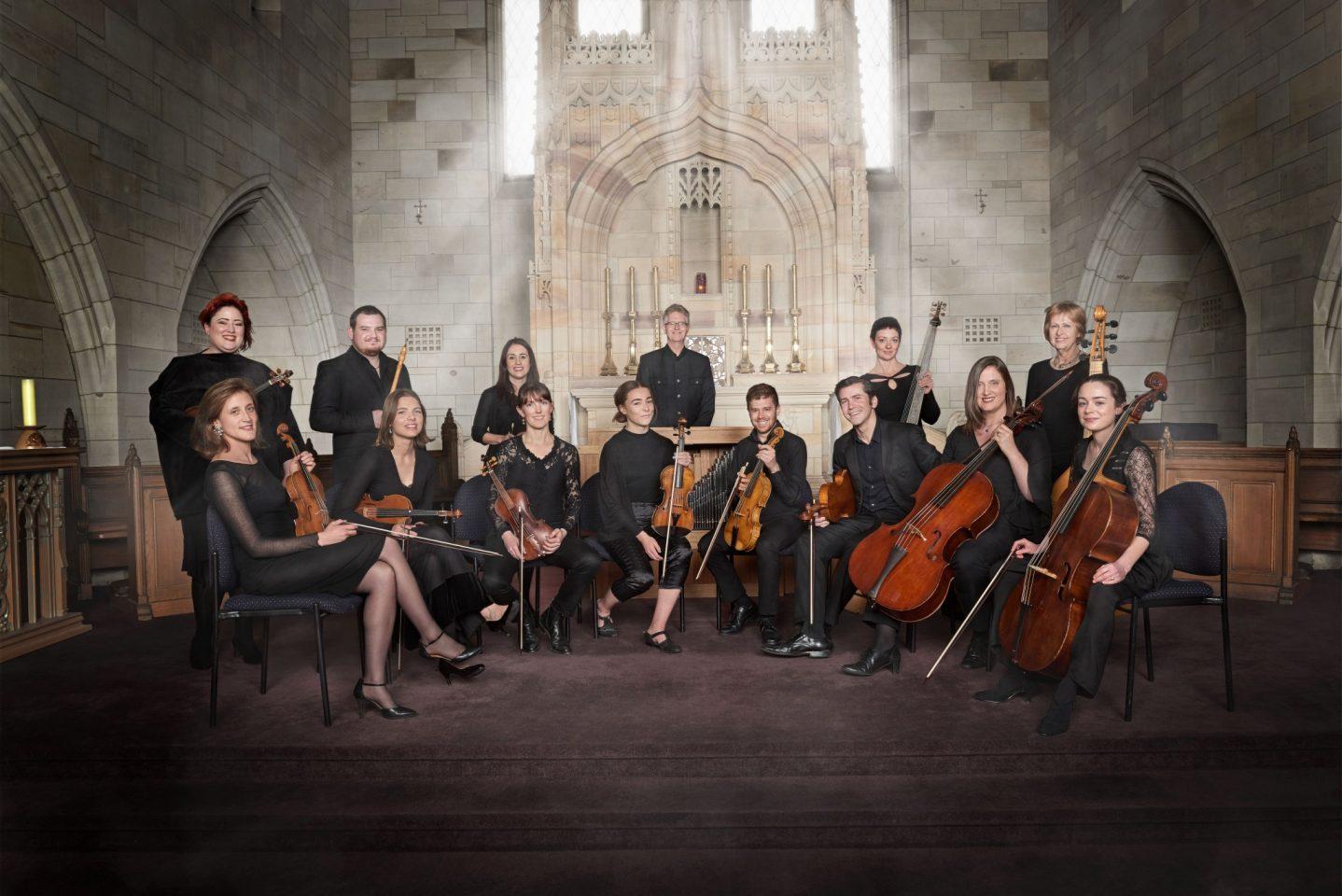 Melbourne Baroque Orchestra
