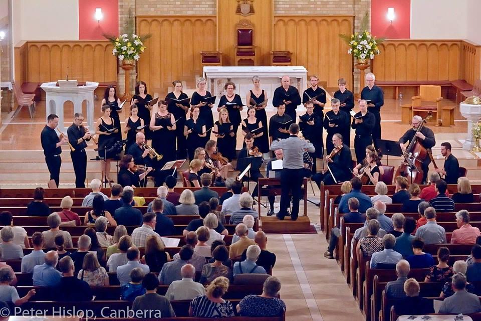 Canberra Bach Ensemble