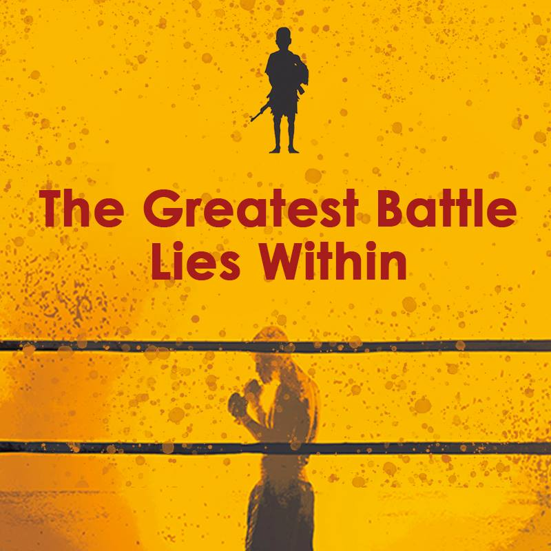 The Greatest Battle Lies Within Production