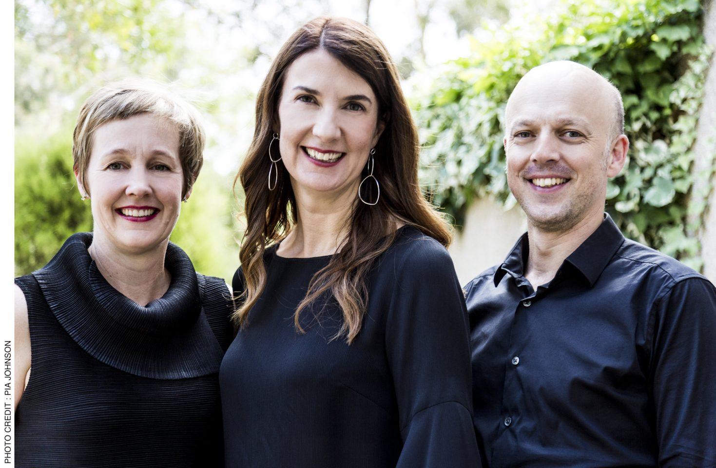 Seraphim Trio with Brett Dean - Australian Cultural Fund