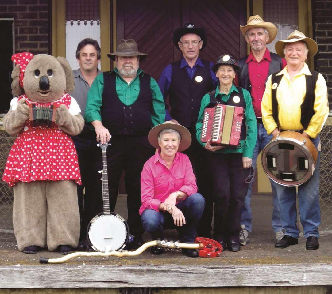 Stumpy Gully Bush Band