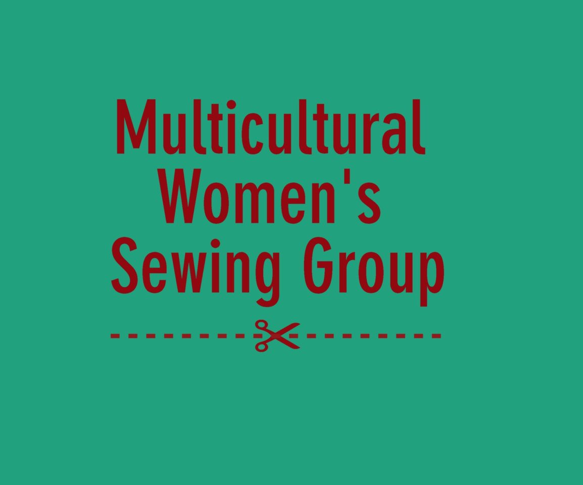 Multicultural Women's Sewing Group Inc.